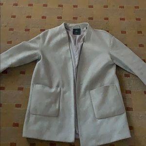 Zara Grey Outercoat
